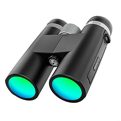 WSYA 12x42 Zoom HD télescope BAK4 imperméable Super-Multi revêtement Haute Puissance Prisme Optique binoculaire pour Camping Outils de Chasse