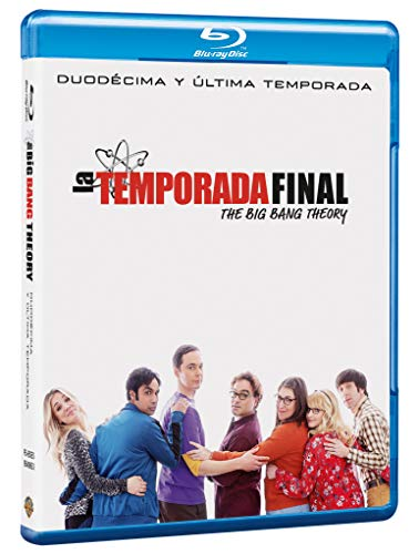 The Big Bang Theory Temporada 12 Blu-Ray [Blu-ray]