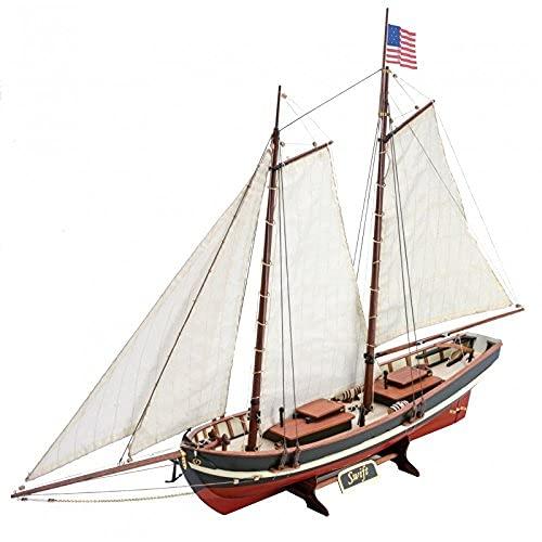 Artesanía Latina 22110N. Maqueta de Barco en Madera Swift 1/50