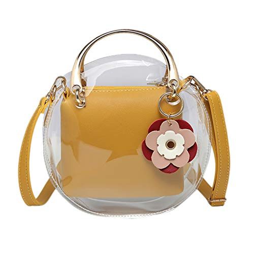 OIKAY Mode Damen Tasche Handtasche, Schultertasche Umhängetasche Mode Neue Handtasche Frauen Umhängetasche Schultertasche Strand Elegant Tasche Mädchen 0410@066