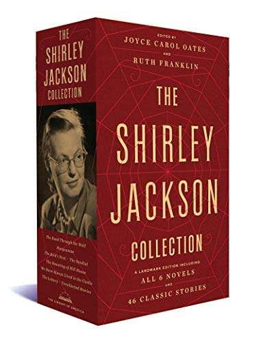 Compare Textbook Prices for The Shirley Jackson Collection  ISBN 9781598536713 by Jackson, Shirley,Franklin, Ruth,Oates, Joyce Carol