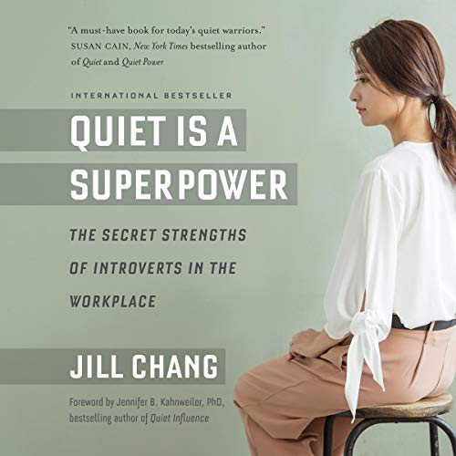 Quiet Is a Superpower cover art