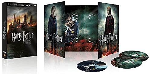 Harry Potter et les Reliques de la Mort - 1ère et 2ème partie - Année 7 - Le monde des Sorciers de J.K. Rowling - DVD [Édition Collector]