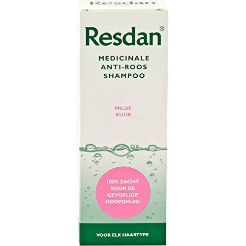 RESDAN Anti-Roos, Anti-Schuppen Shampoo Mild-Behandlung Flasche 200 ML