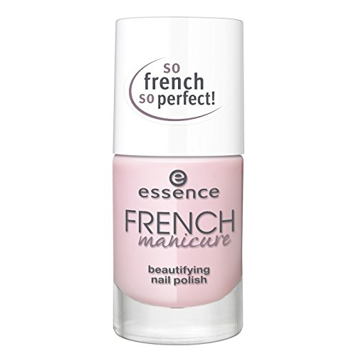 essence - Nagellack - french manicure beautifying nail polish 01- girl s best FRENCH
