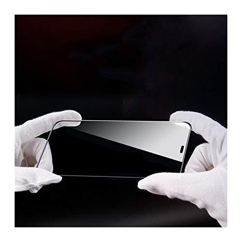 GBHD Película templada Pantalla Completa Cobertura de Vidrio Templado Protector for el iPhone 11 XR Protector de Pantalla (Color : For iPhone 7(8), Size : White)