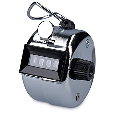 kwmobile Handzähler Counter Klicker