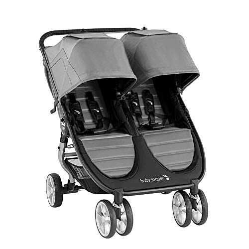 Product Image of the Baby Jogger City Mini 2 Double Stroller, Slate