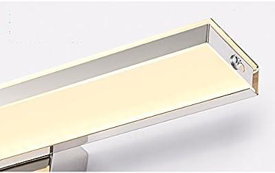 MLMHLMR Simple Modern Led Mirror Lights Waterproof Anti-fogging Bathroom Bathroom Mirror Lights Mirror Headlight