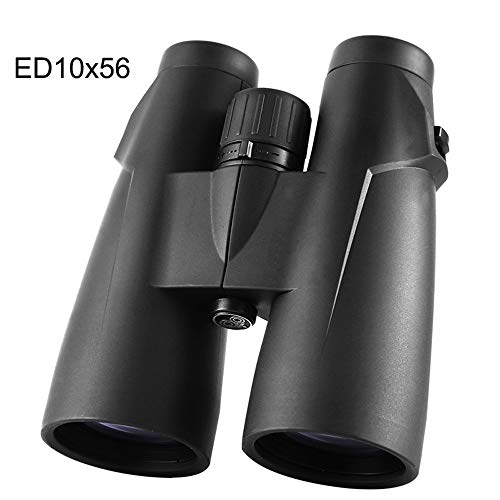 Best Deals! SSCYHT 10x56 Professional Binoculars for Adults with Low Light Night Vision Compact HD B...
