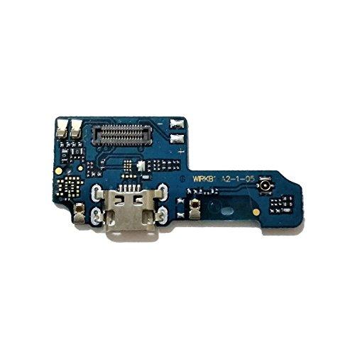 compatibile per ASUS ZENFONE MAX PLUS M1 ZB570TL X018D FLEX FLAT DOCK MICRO USB RICAMBIO CIRCUITO MODULO BASETTA CONNETTORE per jack Usb DI CARICA DOCK RICARICA + MICROFONO