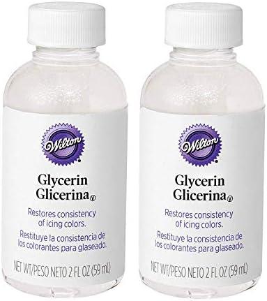 Wilton Vegetable Glycerin, 2 oz.