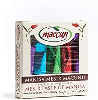 Traditional Turkish Mesir Paste Maccun Manisa