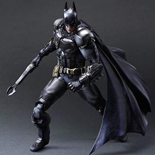 zxwd Avengers Batman Modelo Estatua Resina Decoración del hogar Accesorios de oficina Animación virtual Juguetes de personajes Alta gama Regalos de cumpleaños, Colección de souvenirs Ilustraciones, 26