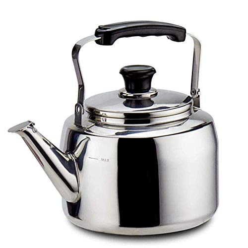 Affordable Beautiful and practical Gas boiler for gas stove, teapot made of stainless steel for tea ...
