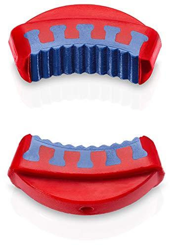 KNIPEX 2 pares de mordazas de plástico 2C para 81 11 250 / 81 13 250 81 19 250 V02