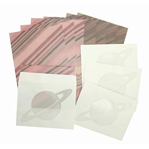 Vixen 透かし封筒のレターセット 土星 74052