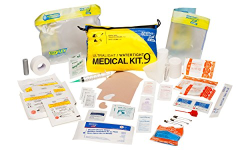 Adventure Medical Kits Ultralight and Watertight .9 First Aid Kit