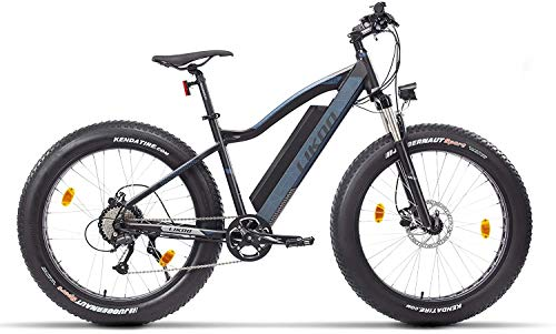 416sBE8SuLL - Fitifito FT26 Elektrofahrrad Fatbike E-Bike Pedelec, 48V 250W Heckmotor, 48V 13Ah 624W Samsung Akku, hydraulische Bremsen, Büchel Scheinwerfer