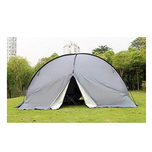 Summer supplies Event Shelter Carpa Cenador para Festivales, Jardín y Camping,Refugio Solar portátil,pérgola de Playa Anti-UV al Aire Libre,4.1x4.1x4.1m