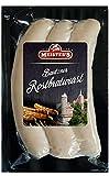 Rostbratwurst   Die würzige Bratwurst   Echte Bautzner Wurst zum Grillen   3 x 100g