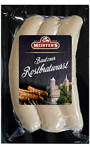 Wurst- und Fleischwaren Bautzen GmbH -  Rostbratwurst | Die