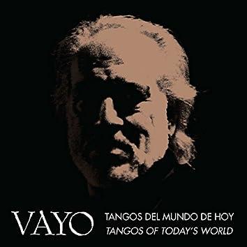 Tangos Del Mundo De Hoy – Tangos of Today's World