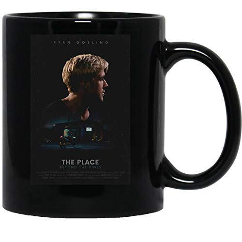 N/ The Place Beyond The Pines Movie Alternative Ryan Gosling Gift Men's Women's Funny Coffee Mug for Women and Men Tea Cups