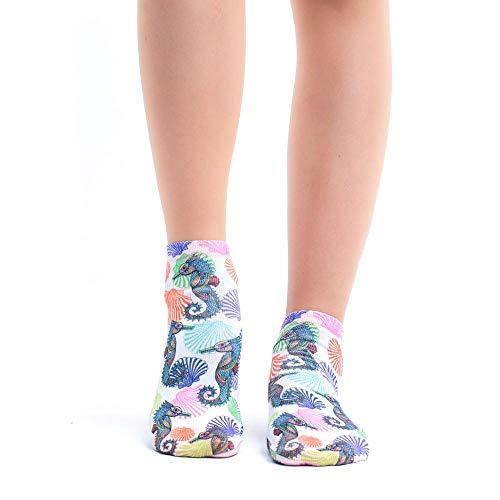 Wigglesteps Lady Sneaker BABY SEAHORSES