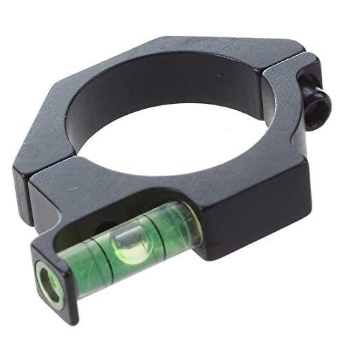 Alloy Scope Bubble Spirit Level for 25.4mm Ring Mount Holder