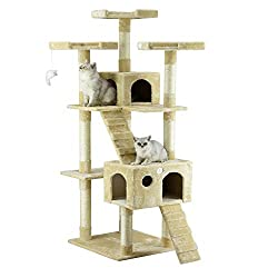 Cat tree and condo, cat condo, cat tree, cat tower, cat climbing gym, cat scratching post