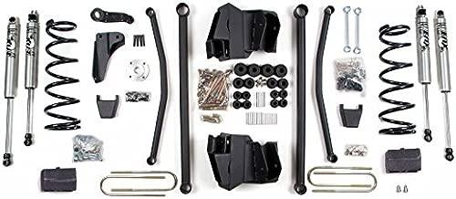 BDS 632H 09-12 Dodge Diesel 8/5 LA Block w/ 4in Axle Suspension Kit