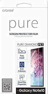 أراري Pure Diamond واقي شاشة للهاتف الذكي ،for (Samsung) Galaxy Note 10