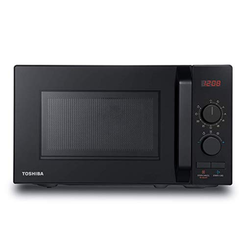Toshiba 800 w 20 L Microwave Oven with 8 Auto Menus, 5 Power Levels, Mute...