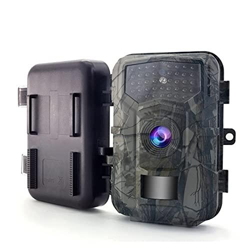 Cámara de seguimiento al aire libre Cámara 3 2MP 1080P HD Cámara de sendero de vida silvestre 2.0'TFT Detector de animales al aire libre impermeable Trapas de fotos Visión nocturna Monitoreo de vida s