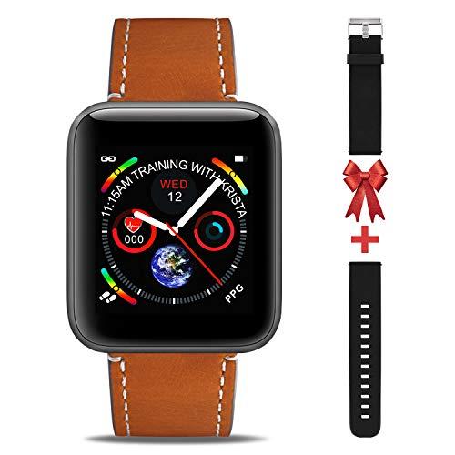 Fullmosa F11 Smartwatch für Damen Herren,1.3