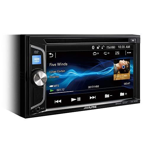 Alpine IVE-W560BT Système multimédia avec écran Tactile de 6,2 \