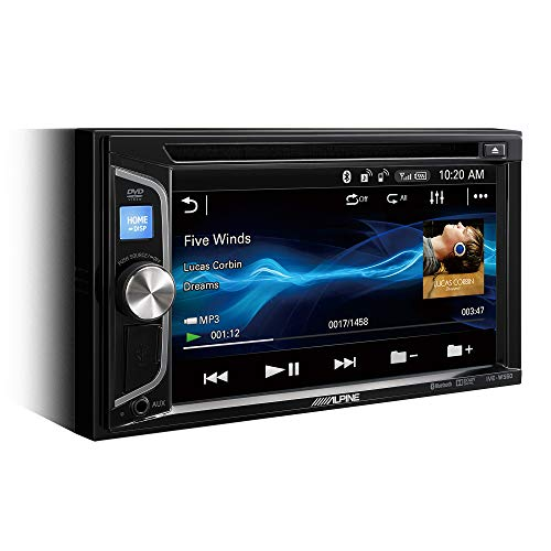 Alpine IVE-W560BT - Sistema multimediale, 200 W,...