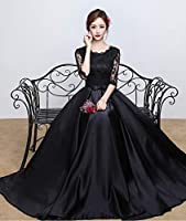 Aライン カクテルドレス カラー ドレス フォーマル ロング ドレス パーティー ドレス マーメイド ミディアム ウェディング ドレス ショート ドレス スタイル:ロング ドレス レディース aruka_lobularia11_001 6XL
