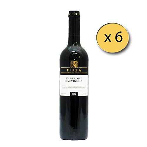 Fiuza Cabernet Sauvignon - Vino Rosso - 6 Bottiglie