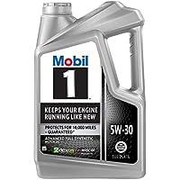 Mobil 1 5W-30 Advanced Full Synthetic 5-Quart Motor Oil