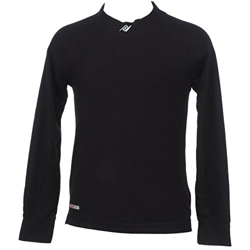 Rucanor Thermo-ondergoed, J, zwart, ML Aspen