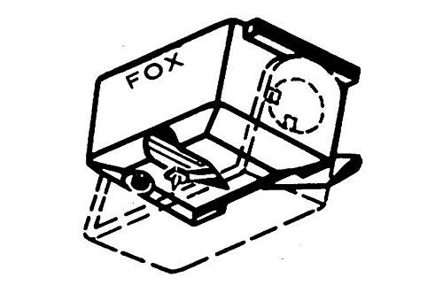 Magnetische naald Fox 598 DST W
