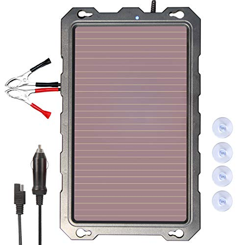 12 Best Rated Solar Battery Maintainer - Top Reviews 8