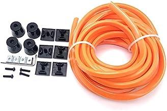 Fransande 3D-print DIY Parts 2020 set met afdekband voor profiel van aluminium met rubberen afdekking, schokbestendige voe...