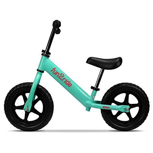 of toddler bike at walmarts RASSINÉ Fun2Ride Kids Balance Bike