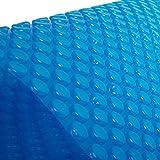 JLXJ Cobertor Solar Piscinas Rectángulo Solar Cubierta de Piscina, Térmico...