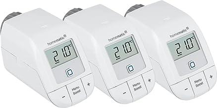 Homematic IP Set van 3 Smart Home radiatorthermostaat - basic, 156541A0