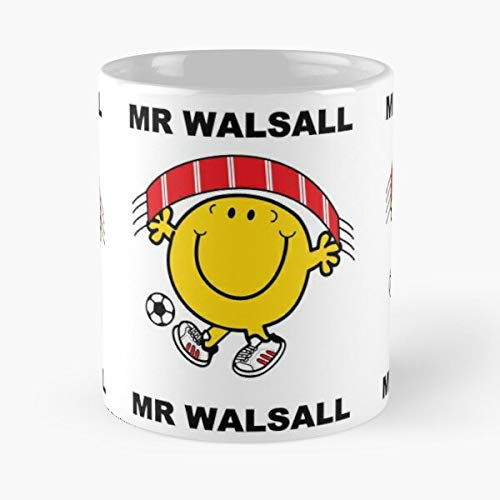 Mr Walsall Fc - Football Classic Mug Best Gift Ceramic 11oz Coffee Mugs