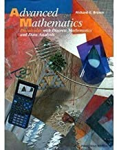 Advanced Mathematics: Precalculus with Discrete Mathematics and Data Analysis by Richard G. Brown (1992-01-01)